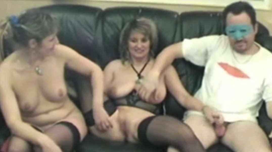 Older French Swinger Wife