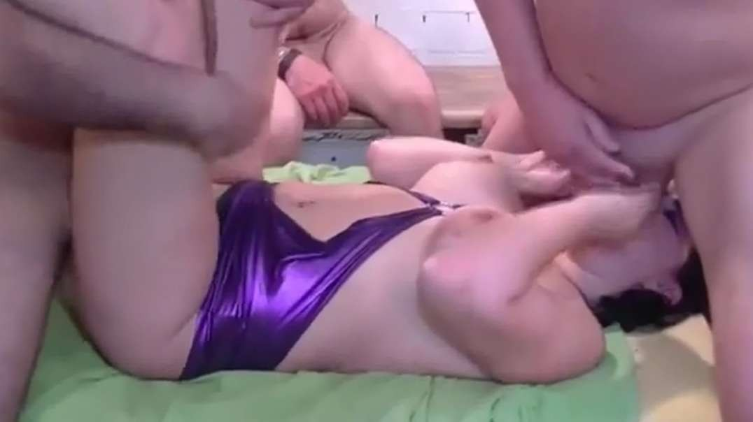 Party Gangbang With Busty Babe Elina