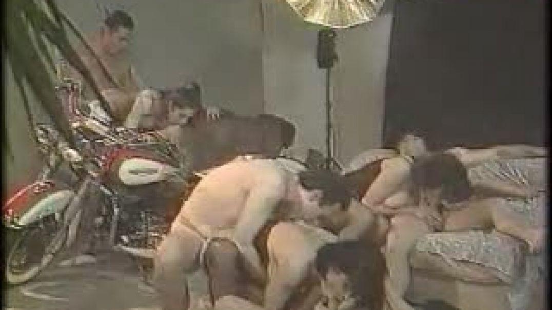 Melodie  Free Vintage Orgy Porn
