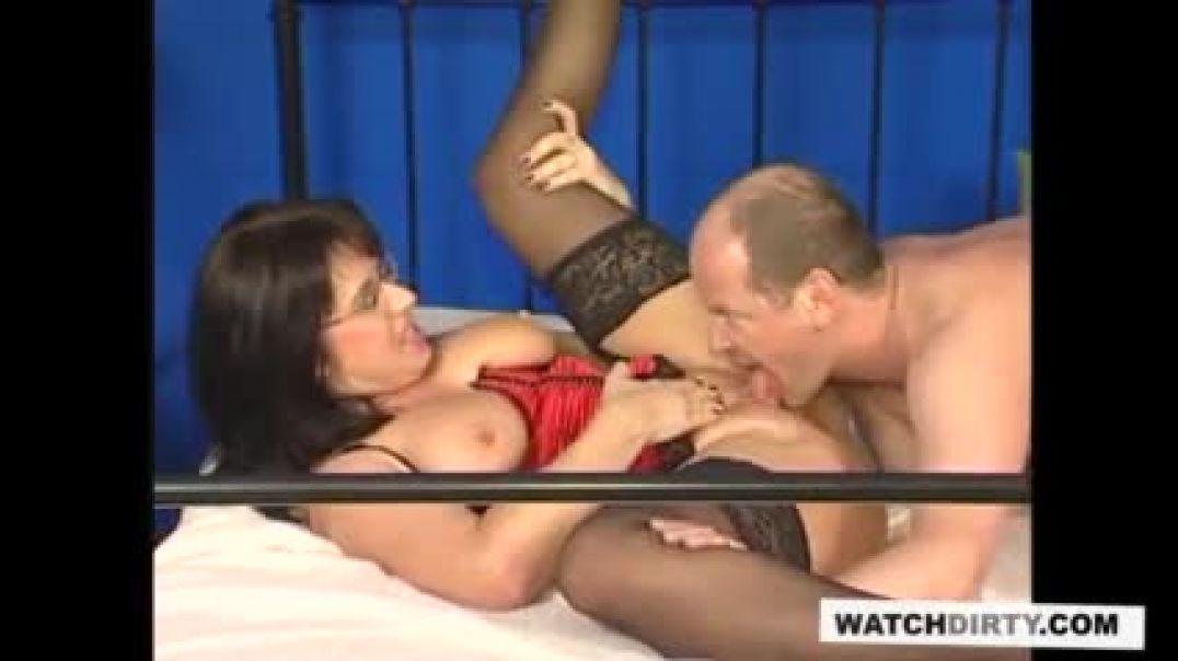 German MILF Vintage Porn