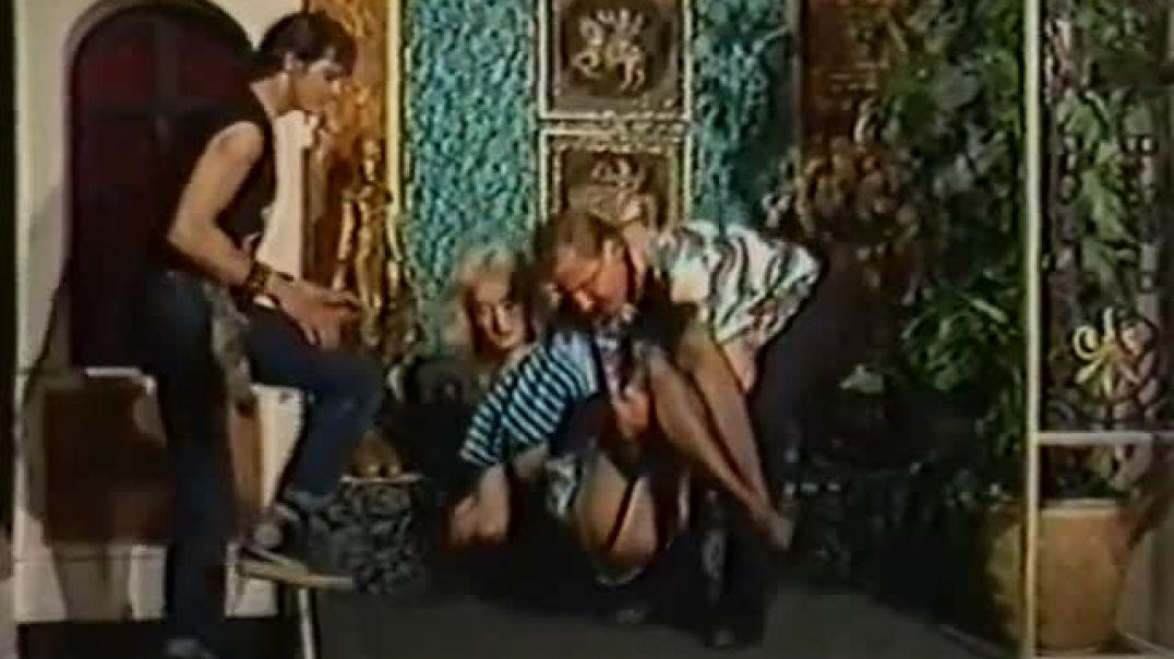 Blondi - Schwanzverruckt Und Samengeil 1990