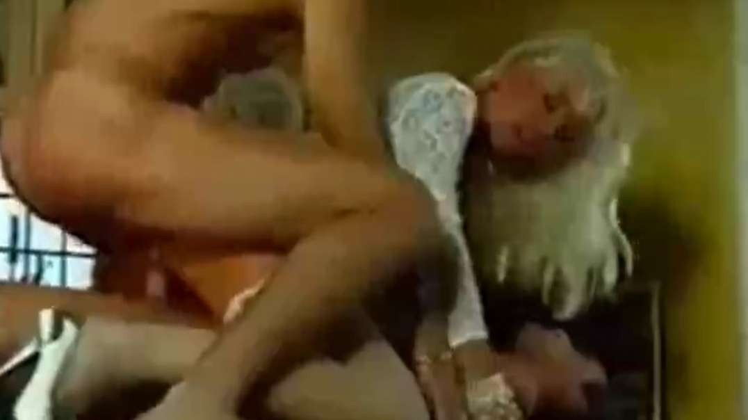 Seductive blonde milf was alone at home and too horny to hold back from cheating